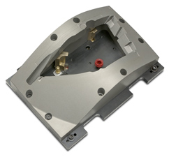 Lamp Housing Hot Plate Holding Fixture