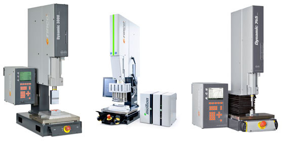 Rinco Ultrasonic Welding Systems